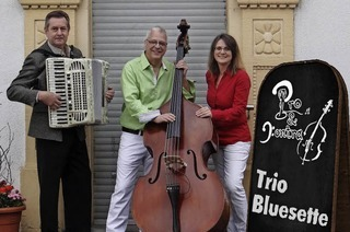 Pro & Kontra und das Trio Bluesette spielen in Emmendingen