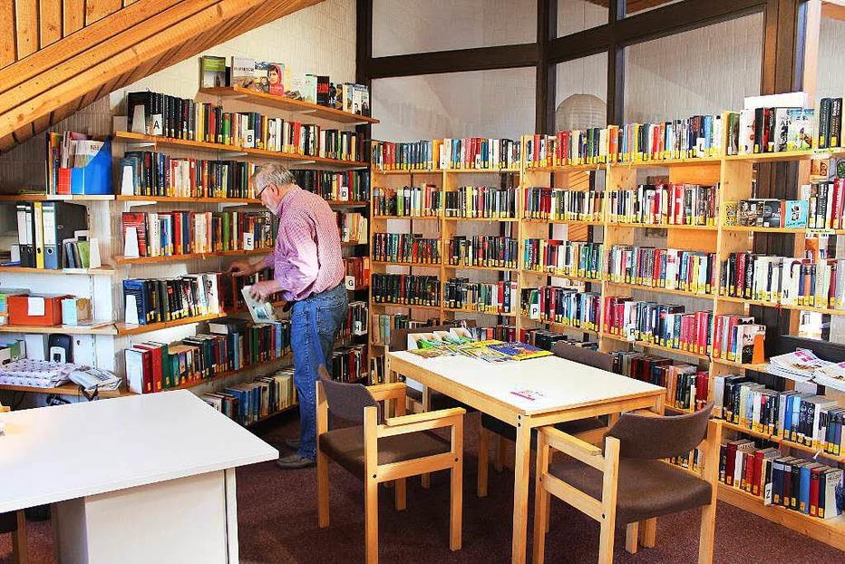 Ökumenische Gemeindebücherei - Stegen