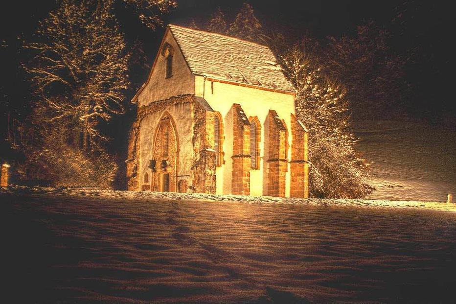Tennenbacher Kapelle - Emmendingen