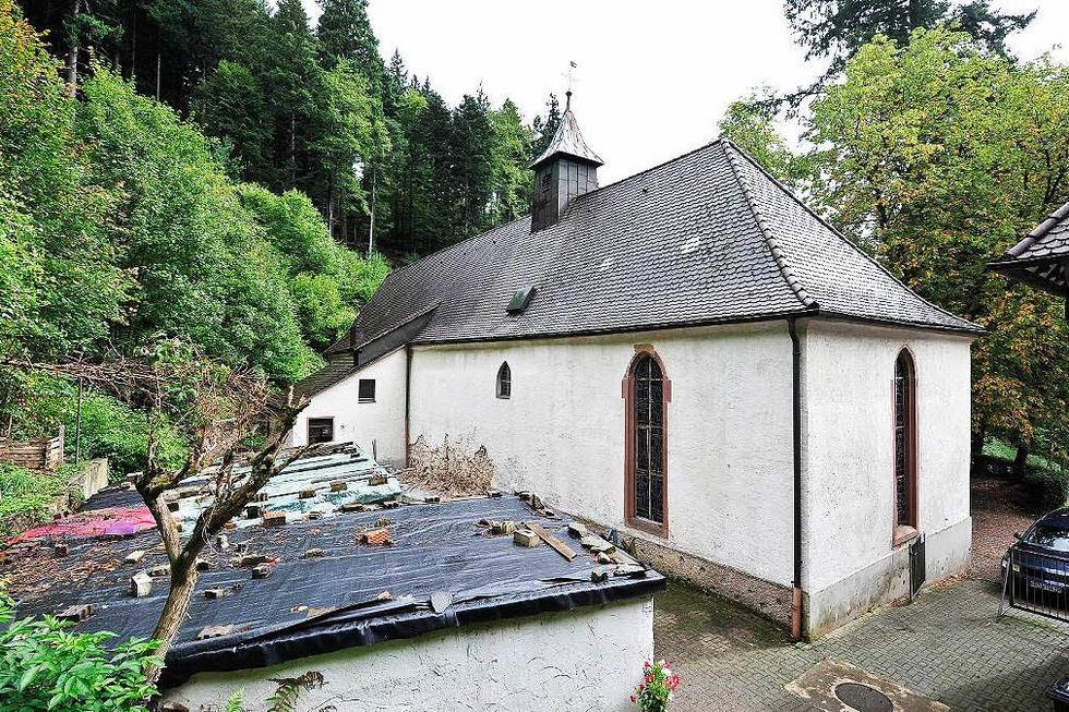 Kapelle St. Ottilien - Freiburg