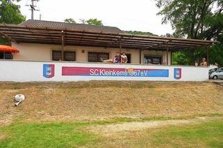 Sportplatz Kleinkems
