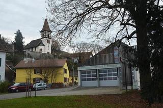 Feuerwehrhaus Kleinkems