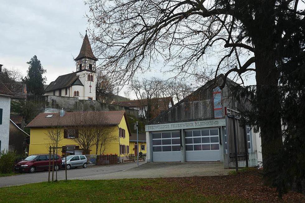 Feuerwehrhaus Kleinkems - Efringen-Kirchen