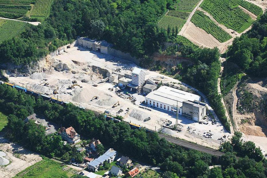 Zementwerk Kleinkems - Efringen-Kirchen
