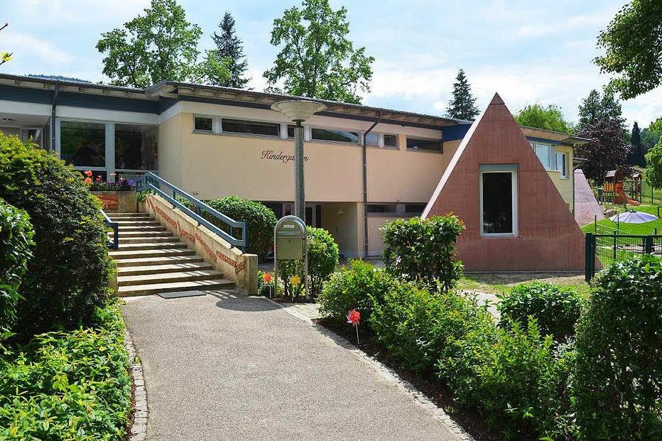 Kindergarten Oberweiler - Badenweiler