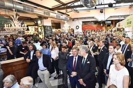 Fotos: 70 Jahre BZ – Der Festakt in der Markthalle