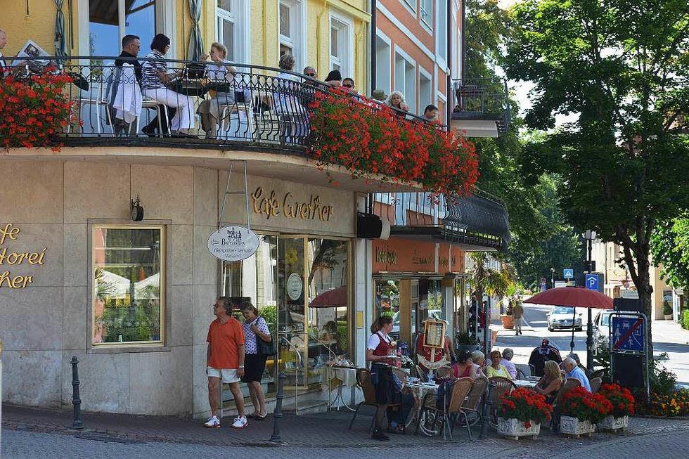 Café Grether - Badenweiler