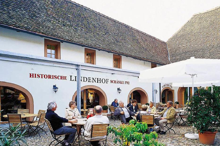 Gasthaus Markgräfler Lindenhof - Müllheim