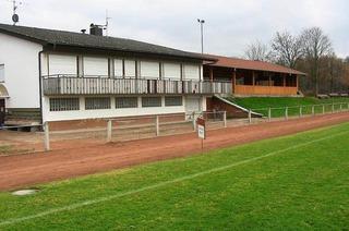 Sportgaststätte im Stadion