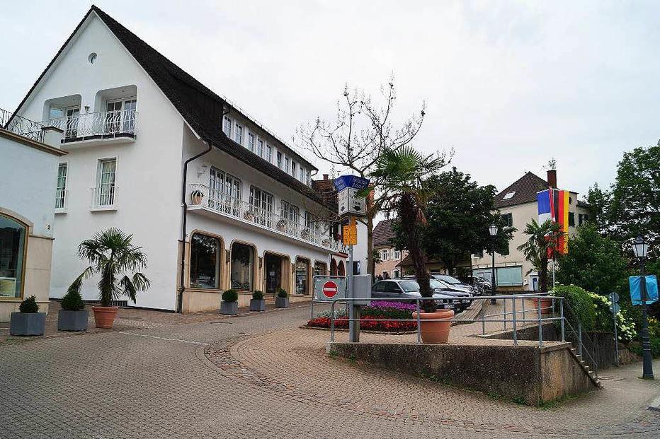 Zöllinplatz - Badenweiler