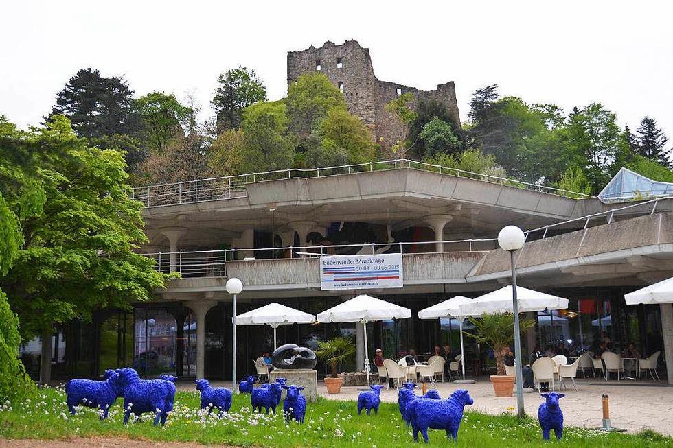 Kurhaus-Café Carpe Diem - Badenweiler