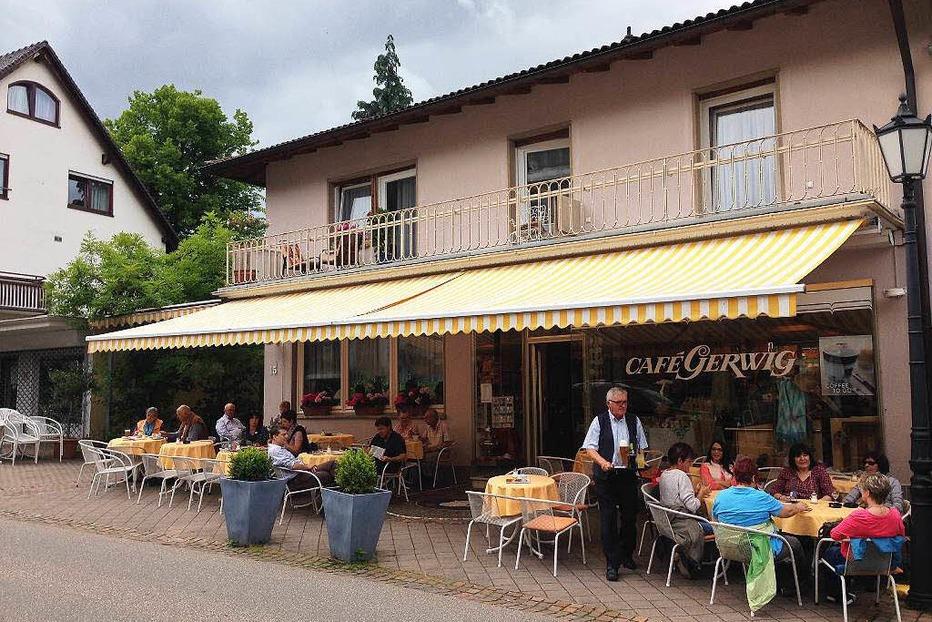 Café Gerwig - Badenweiler