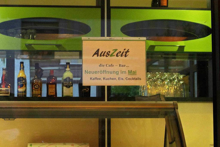Caf�-Bar Auszeit - Bad Bellingen