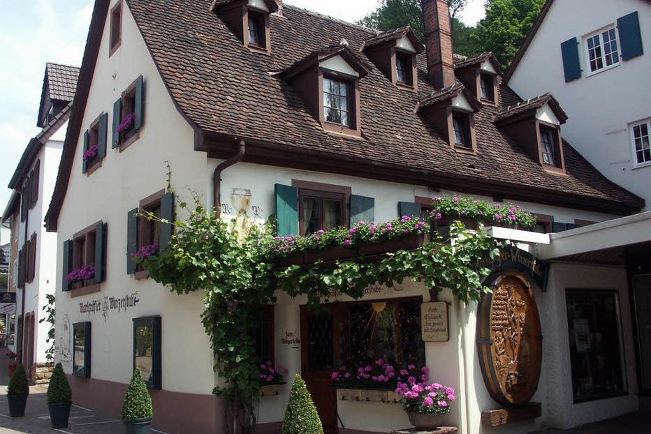 Markgräfler Winzerstuben - Badenweiler