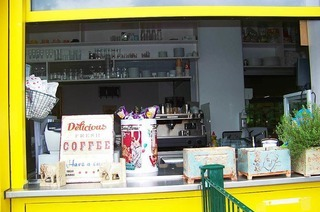 Café im Bad