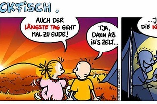 Lucy Backfisch: Sonnenwende