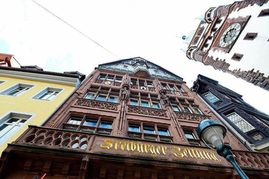 BZ-Haus in der Martkhalle - Freiburg