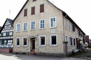 Gasthaus Kreuz Kürzell (geschlossen)