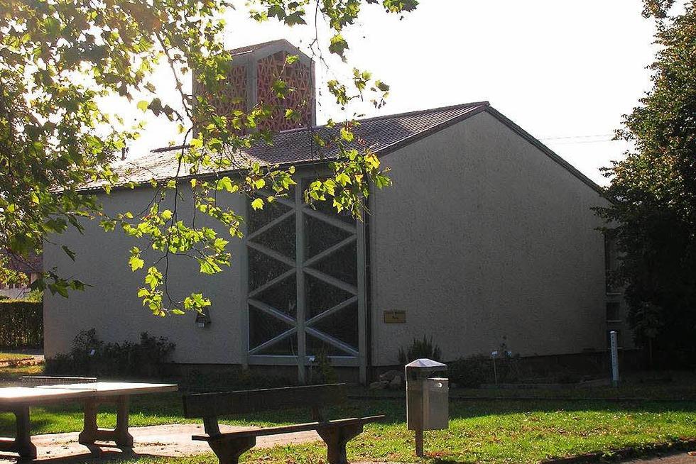 Dietrich-Bonhoeffer-Kirche (Wasser) - Emmendingen