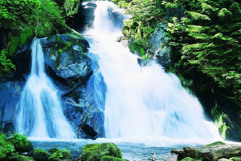 Triberger Wasserfälle - Triberg