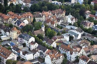 Stadtteil Wiehre