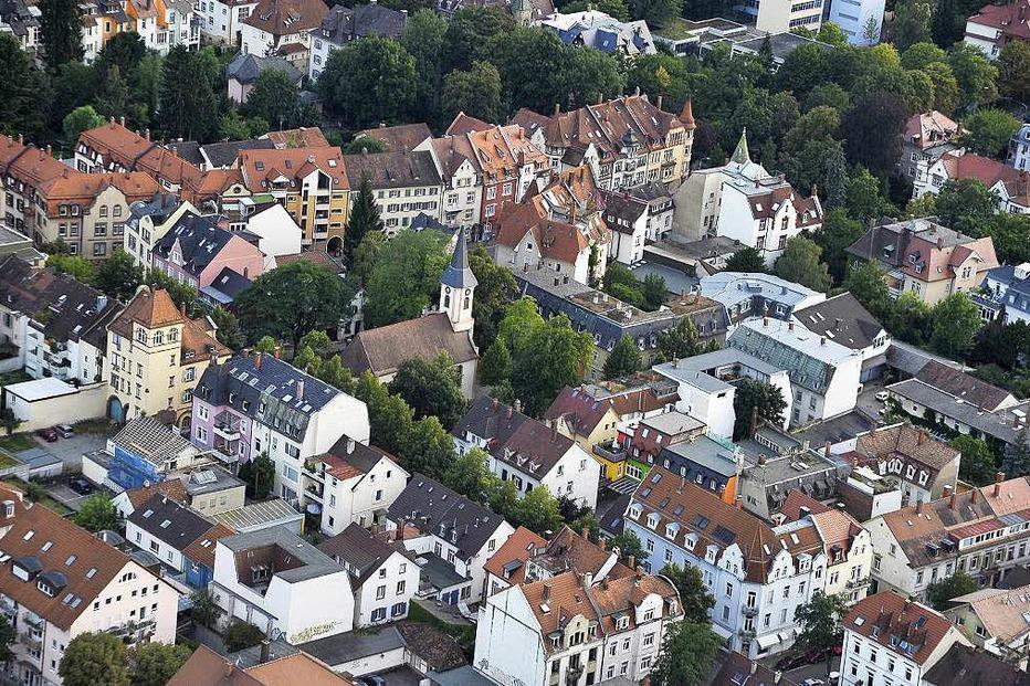 Stadtteil Wiehre - Freiburg