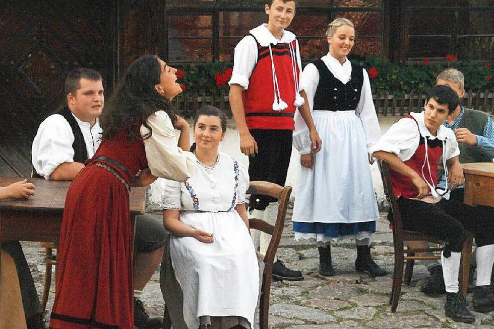 Freilichtbühne Klausenhof (Großherrischwand) - Herrischried