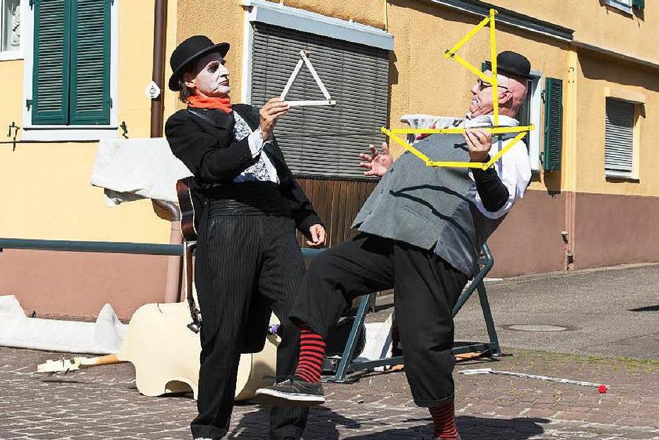 Fotos: Kukuk-Festival in Ettenheim
