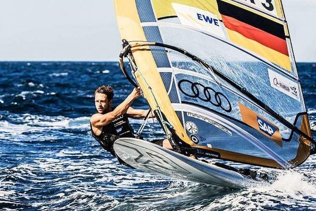 Toni Wilhelm aus Lörrach will olympische Medaille holen