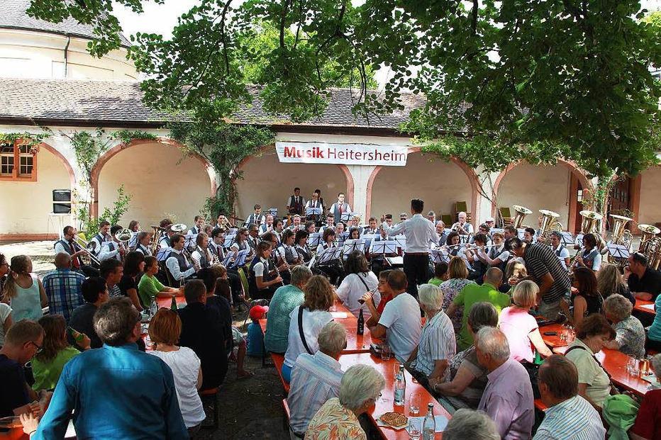 Malteserschlosshof - Heitersheim