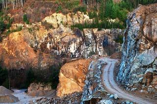 Steinbruchgelände Dörflinger