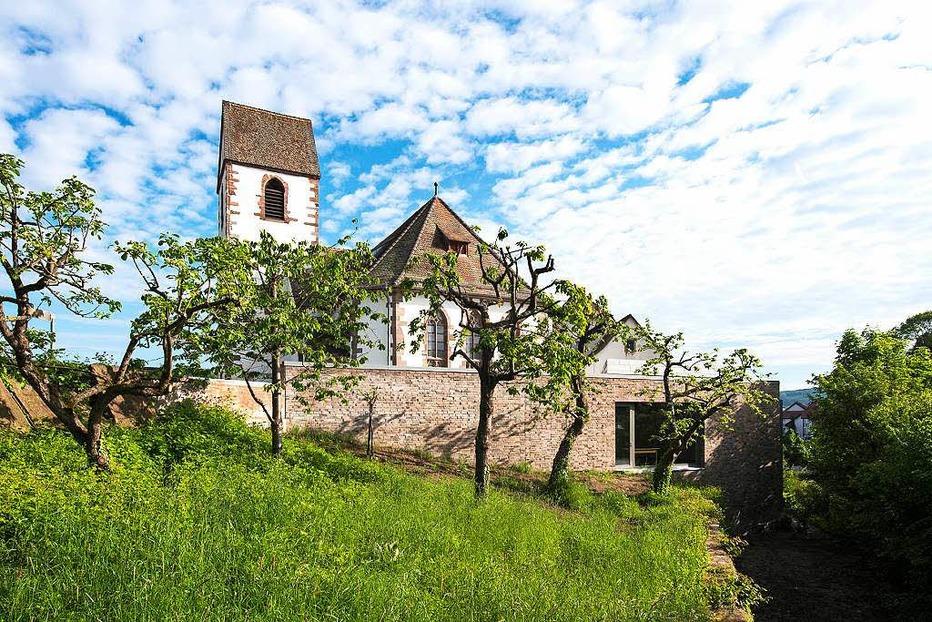 Ev. Gemeindehaus (Brombach) - Lörrach