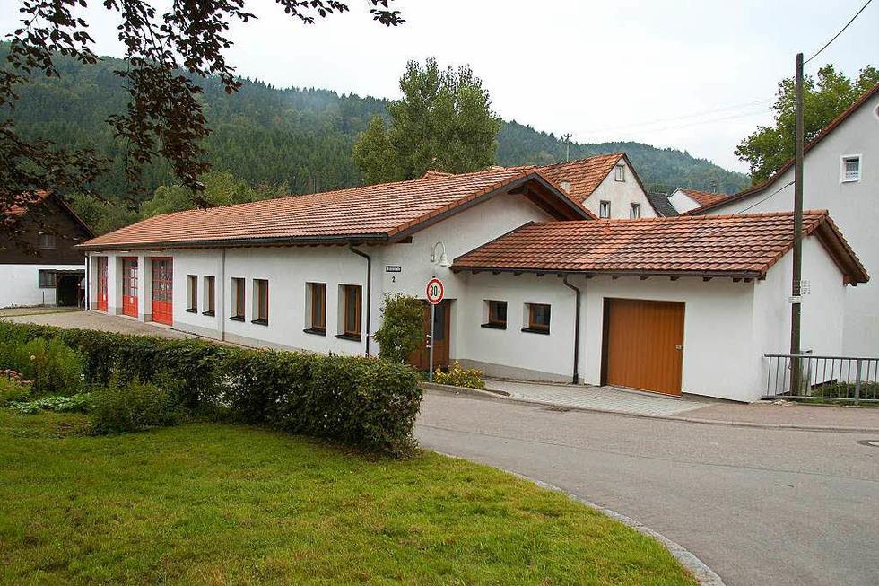 Gemeindehaus Grimmelshofen - Stühlingen