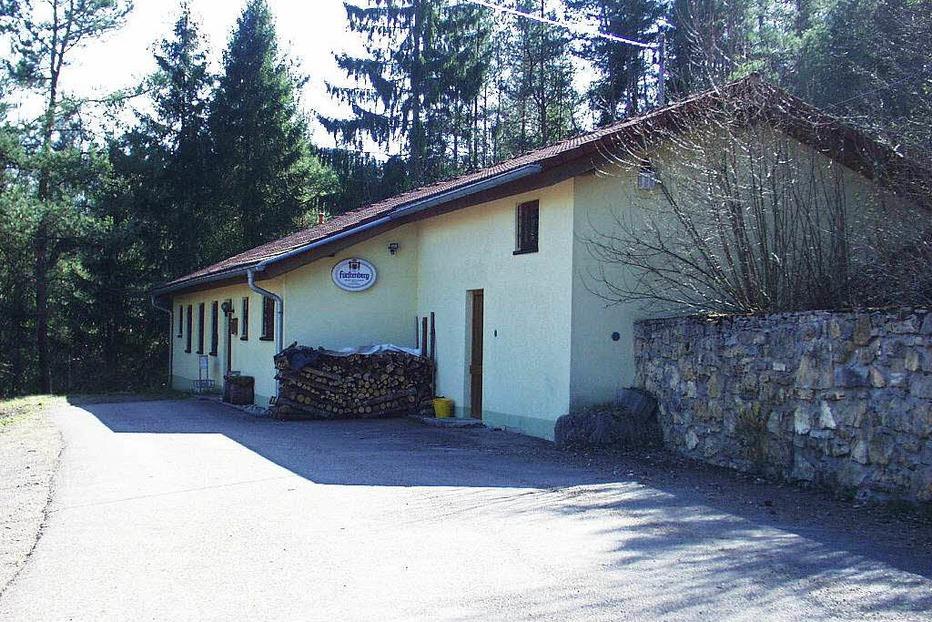 Sch�tzenhaus Ewattingen - Wutach