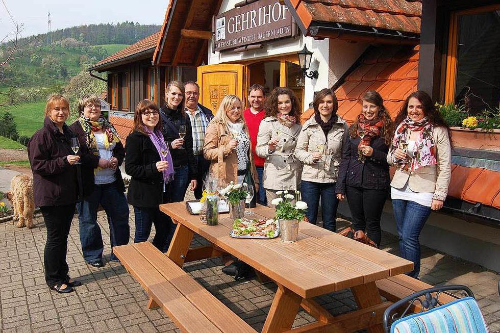 Gasthaus Gehrihof - Heuweiler