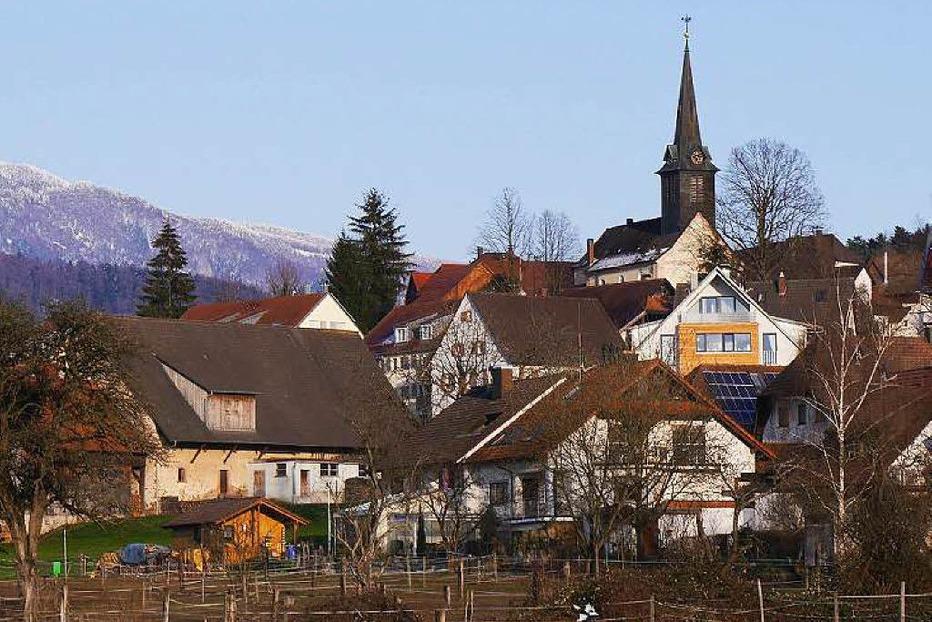 Kirchberg - Heuweiler