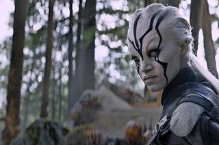 """Zoe Saldana aus """"Star Trek Beyond"""" �ber Science-Fiction, Sch�nheit und Frauen"""