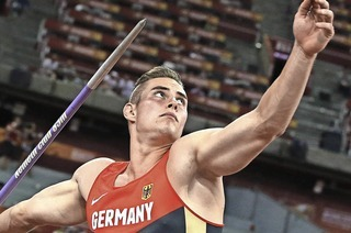 Johannes Vetter – der Shootingstar mit dem Speer