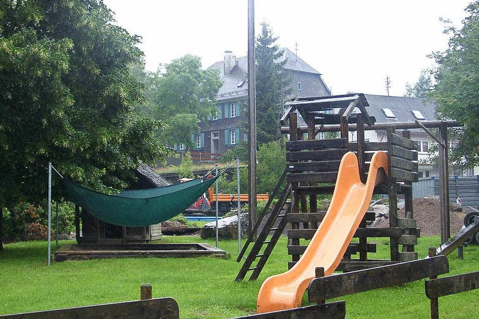 Spielplatz Urberg - Dachsberg