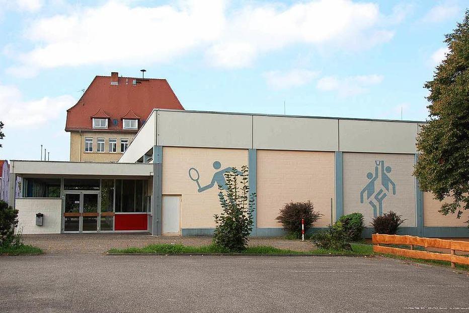 Friedrich-Ebert-Sporthalle - Schopfheim