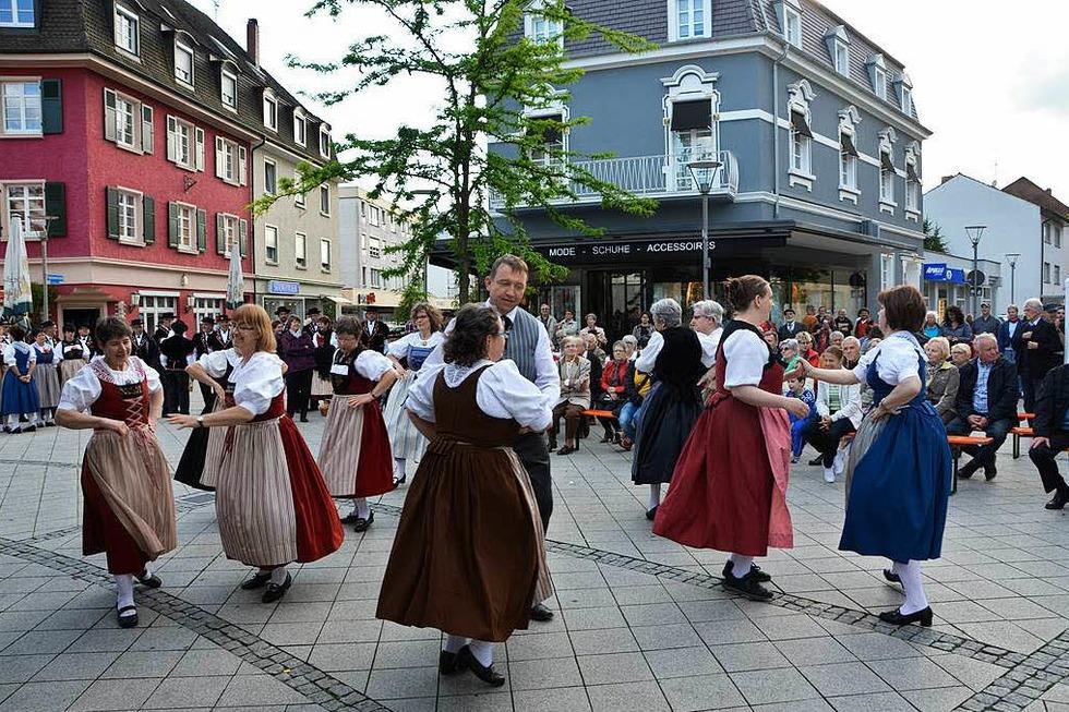Friedrichplatz - Rheinfelden