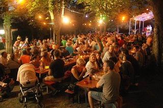Festplatz M�sler (H�singen)