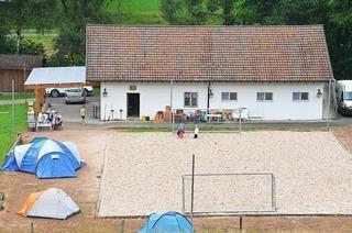 Sportheim Eichsel