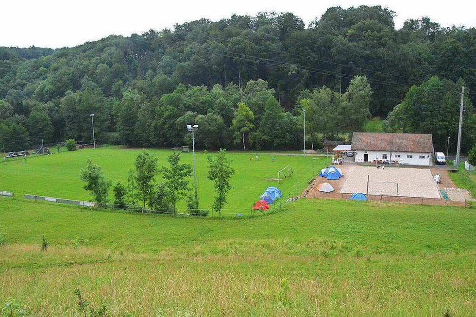 Sportheim Eichsel - Rheinfelden