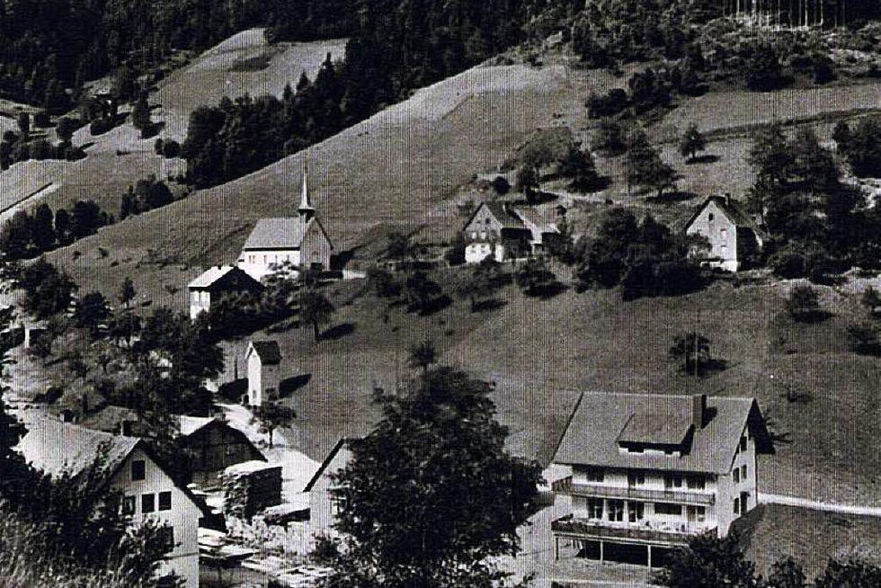 Kirche St. Hubertus (Wildgutach) - Simonswald