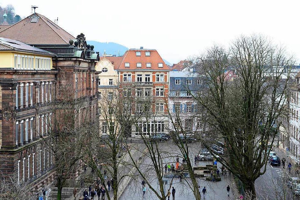 Holzmarktplatz - Freiburg