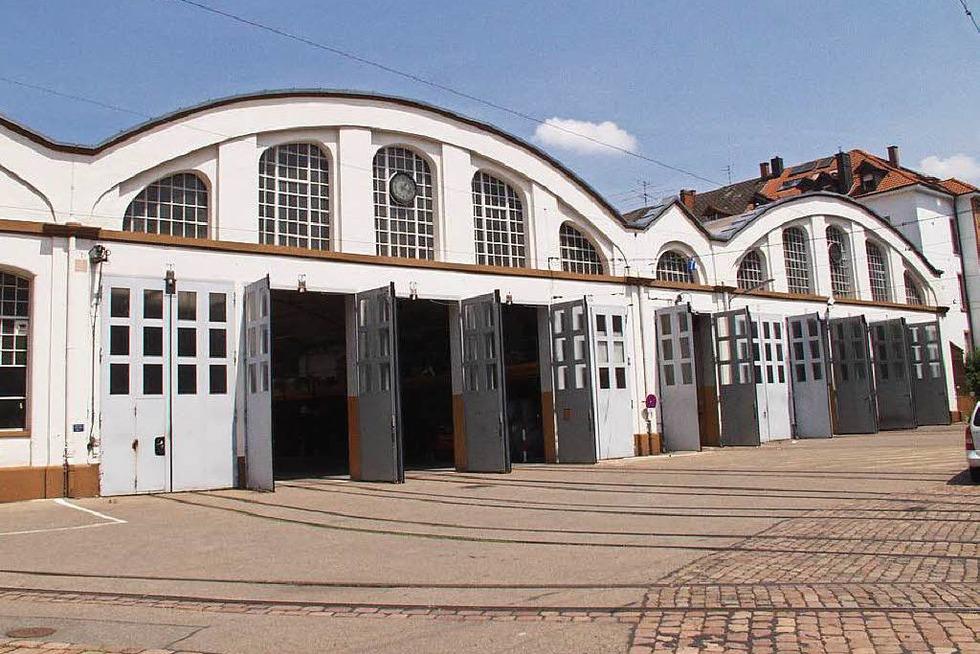 VAG-Historischer Betriebshof Süd - Freiburg