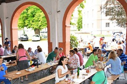 Fotos: Musikfest Karsau auf Schloss Beuggen