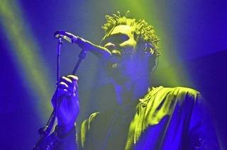 Massive Attack in Lörrach: Die Zeichen der Zeit