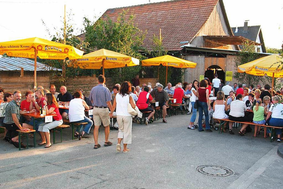 Drescheschopf Tutschfelden - Herbolzheim